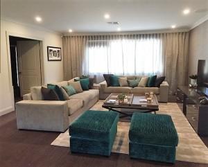 Rumpus, Lounge, TV Room design ideas at Castle Hill - image