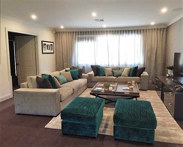 Relaxing Lounge Room Revamp